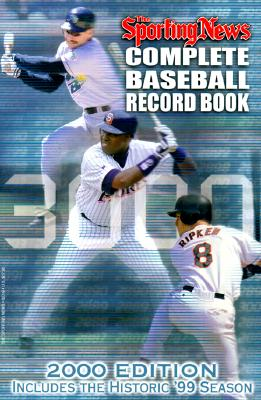 Image for SPORTING NEWS COMPLETE BASEBALL RECORD B