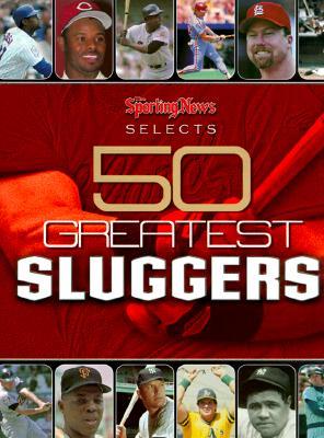 Image for 50 GREATEST SLUGGERS