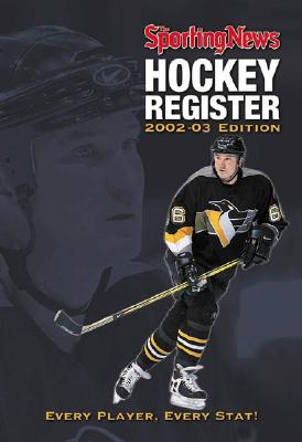 Image for SPORTING NEWS HOCKEY REGISTER 2002-2003