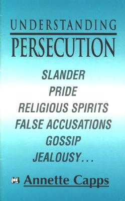 Image for Understanding Persecution (Pamphlet)