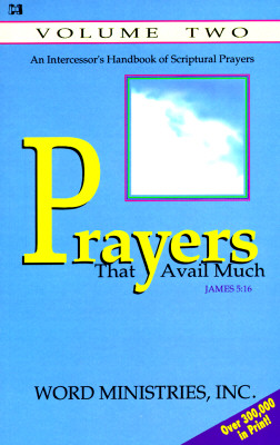 Image for Prayers That Avail Much: Volume II