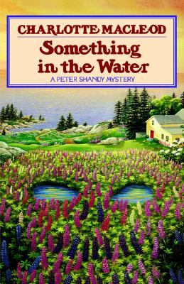 Image for Something in the Water (Peter Shandy Mysteries)