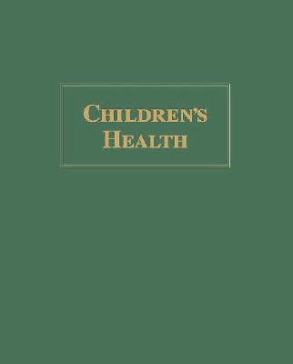 Children's Health, 2vol Set (Vol. 2), Jefferson; Irons-Georges, Tracy