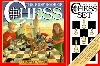 Image for The Kids' Book of Chess and Chess Set