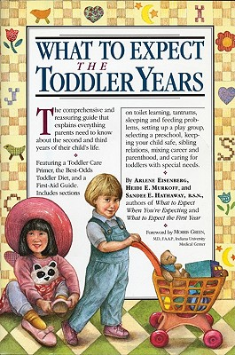 Image for What to Expect the Toddler Years