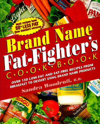 Image for Brand Name Fat-Fighter's Cookbook