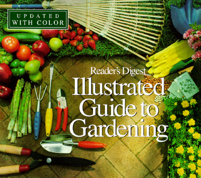 Image for Illustrated guide to gardening (updated w/ color)
