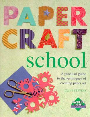 Image for Papercraft school (Learn as You Go)