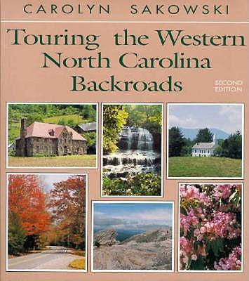 Image for TOURING THE WESTERN NORTH CAROLINA BACKROADS