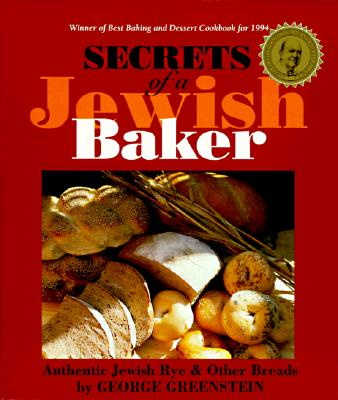 Image for Secrets of a Jewish Baker: Authentic Jewish Rye and Other Breads