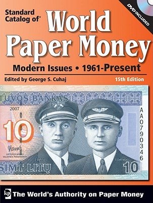 Standard Catalog of World Paper Money: Modern Issues, 1961 - Present (Includes CD)