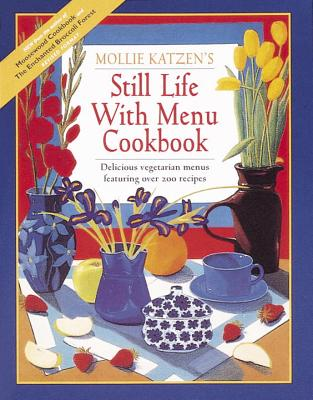 Still Life With Menu Cookbook Fifty New Meatless Menus with Original Art