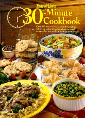 Image for Taste of Home 30-Minute Cookbook