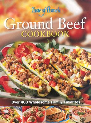 Image for TASTE OF HOME GROUND BEEF COOKBOOK