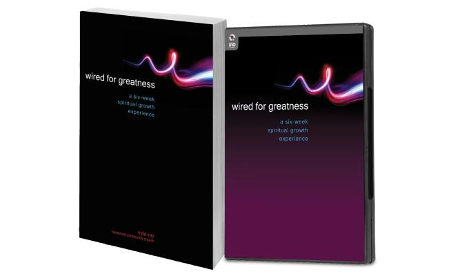 Image for Wired for Greatness Church Resource Kit