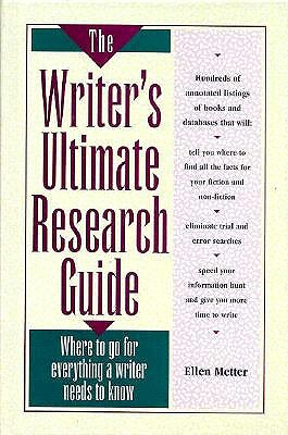 Image for The Writer's Ultimate Research Guide