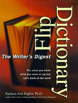 Image for Writer's Digest Flip Dictionary