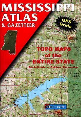 Image for Mississippi Atlas & Gazetteer