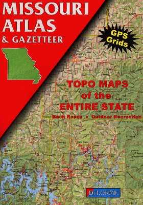 Image for Missouri Atlas & Gazetteer