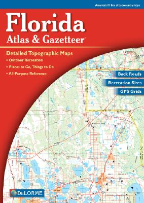 Image for Florida Atlas & Gazetteer