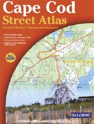Image for Cape Cod Street Atlas