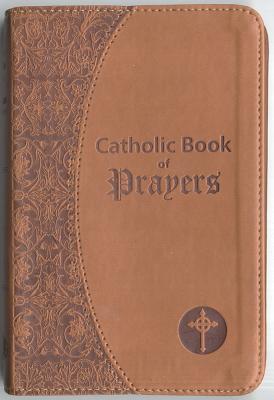 Catholic Book of Prayers, Brown Imitation Leather, Maurus Fitzgerald