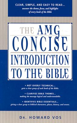 Image for The Amg Concise Introduction To The Bible