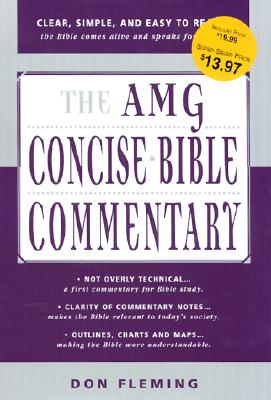 Image for The Amg Concise Bible Commentary