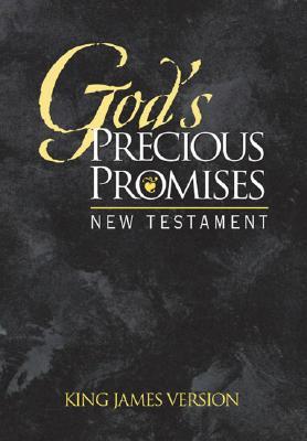 Image for God's Precious Promises: New Testament, Black
