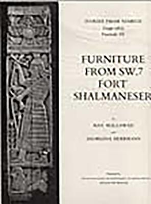 Image for Ivories from Nimrud, Vol III: Furniture from SW7, Fort Shalmaneser (Ivories from Nimrud (1949-1963))