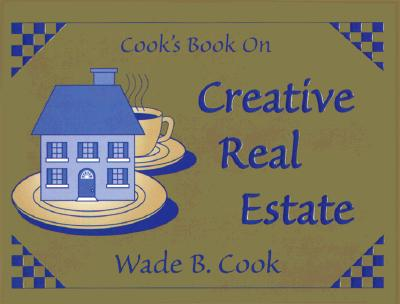Image for Cook's Book on Creative Real Estate