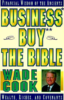 Image for Business Buy the Bible: Financial Wisdom of the Ancients