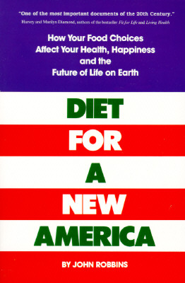 Image for Diet for a New America