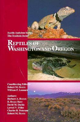 Image for Reptiles of Washington and Oregon