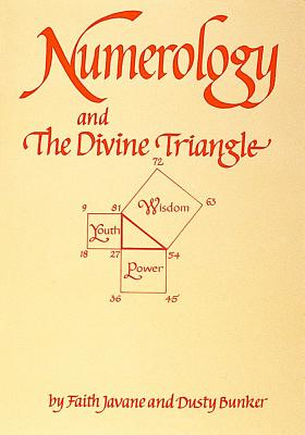 Image for NUMEROLOGY AND THE DIVINE TRIANGLE