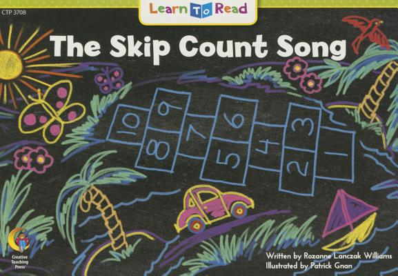 Image for The Skip Count Song Learn to Read, Math (Math Learn to Read)