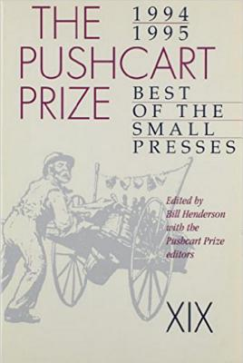 Image for The Pushcart Prize XIX: Best of the Small Presses (1994 - 1995)