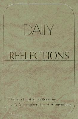 Image for Daily Reflections: A Book of Reflections by A.A. Members for A.A. Members