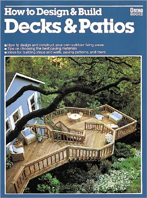 Image for How To Design & Build Decks & Patios