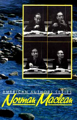 Image for Norman Maclean (American Author Series)