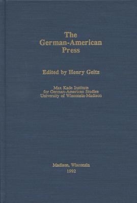 Image for The German-American Press