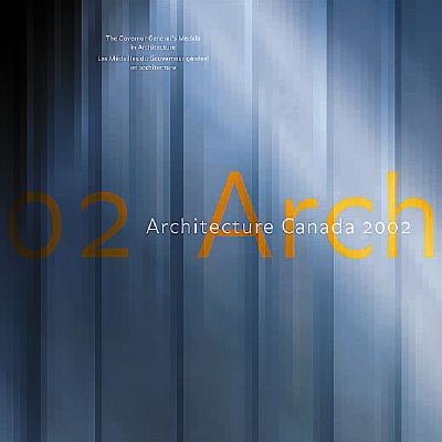 Image for Architecture Canada 2002