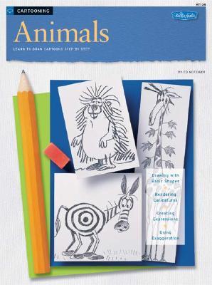 Cartooning: Animals (HT134), Ed Nofziger