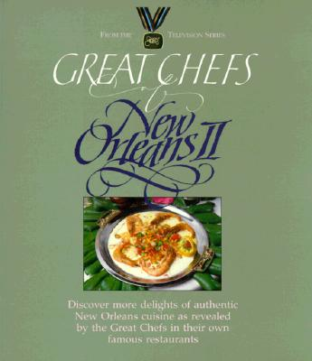 Image for GREAT CHEFS OF NEW ORLEANS II