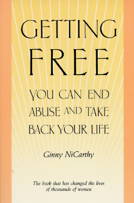 Image for Getting Free: You Can End Abuse and Take Back Your Life (New Leaf Series)