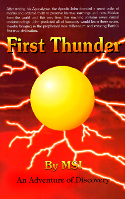 Image for First Thunder : An Adventure of Discovery