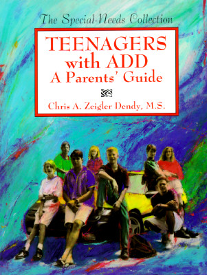Image for Teenagers With Add: A Parents' Guide