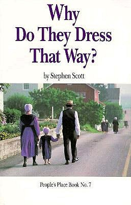 Image for Why Do They Dress That Way? (People's Place Booklet, No 7)