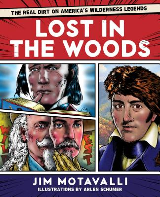Image for Lost in the Woods