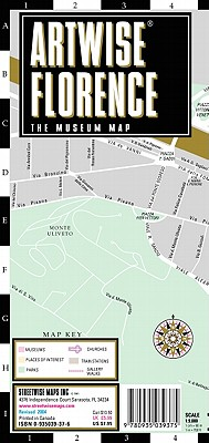 Image for ARTWISE FLORENCE: THE MUSEUM MAP